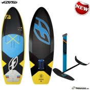 2018 F-one Kitefoil Board 51 TS + IC6 850 V.1 Kitefoil, COMBO
