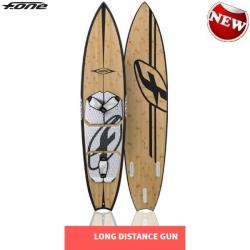 2018 F-One LONG DISTANCE GUN  + G10 fins