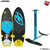 2019 F-one Kitefoil board 51 TS V2 and Kitefoil IC6 V2 Combo