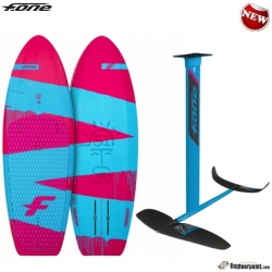 2019 F-one Kitefoil board 51 TS V3 and Kitefoil IC6 V2 Combo