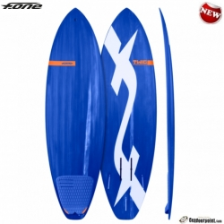 2019 F-one TWIG Pro Model surfboard, twin tracks