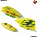 2019 F-one Unibox Fins 50 mm