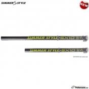 2019 Simmer Style SX10 Carbon extension, mastonjatke.