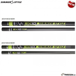 2019 Simmer Style SX10 RDM and SDM Masts.