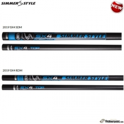 2019 Simmer Style SX4 SDM and SX4 RDM Masts.