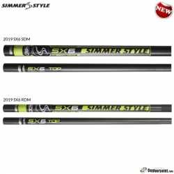 2019 Simmer Style SX6 SDM and SX6 RDM Masts.