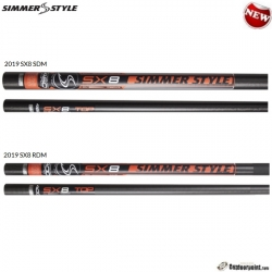 2019 Simmer Style SX8 RDM and SDM Masts.