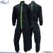 2020 DRY FASHION SUP Advance, Model 178. 82 Black with Green Zipper