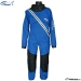 2020 Dry Fashion Drysuit kuivapuku SUP Performance. 76 Blue.
