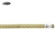 Beal Access 11 mm 200m harmaa/keltainen