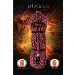 Beal Diablo UniCore köysi 9,8mm 80m red