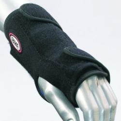 Lastoitettu yhdenkoon Bike-rannetuki - One-Size Rigid Bike Wrist Support