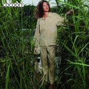 Cocoon InsectShield Womens Pyjama, naisten yöpuku, L