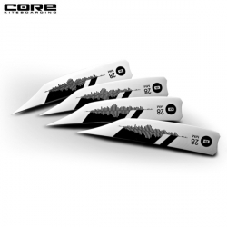 CORE Equalizer 28mm Wakestyle Finset.