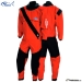 Dry Fashion KUIVAPUKU / DRYSUIT Profi-SAILING REGATTA - Väri Color 74 Red with Black Knee and seat reinforcement.