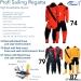 Dry Fashion KUIVAPUKU / DRYSUIT Profi-SAILING REGATTA - Värit Colors: 74, 79 and 87.