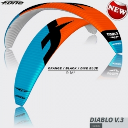 F-One DIABLO V3