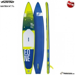 2019 F-one MATIRA 14 Pro inflatable SUP board.