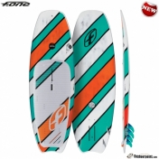 2019 F-one Papenoo Pro Convertible FOIL carbon board