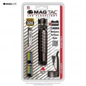 MagLite Mag-Tac Crowned musta.