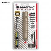 MagLite Mag-Tac Crowned tan-hiekka.