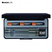 MagLite XL200 LED 3AAA lahja harmaa