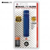 MagLite XL200 LED 3AAA sininen