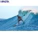 Manera Surfboard Leash. - Karkuremmi lainelautaan.
