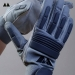 MM Lineman Gloves, grey.