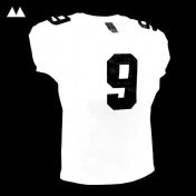 MM Harjoituspaita, valkoinen - MM Fotball Practice Jersey, white. Huom. Numeropainatukset eivät sisälly toimitukseen!