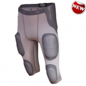 Integrated 7-Pocket Football Girdle