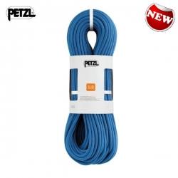 Petzl Contact 9,8mm köysi 60m sininen. Single yleiskiipeilyyn.
