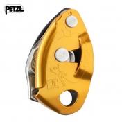 Petzl Grigri2 varmistuslaite oranssi kulta