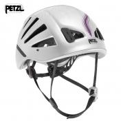 Petzl Meteor III+ kypärä valkoinen/lila