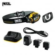 Petzl Pixa 3R ATEX LED ladattava