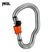 Petzl Vertigo WireLock  sulkurengas elämyspuistoihin 10 kpl