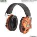 SORDIN Supreme Pro-X Blaze LED Gel kuulosuojaimet