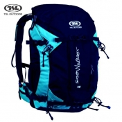 TSL Snowalker 30L reppu blue/gray