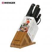 Wenger Grand Maitre Bamboo L tukki veitsitukki keittiöön