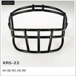 XENITH XRS22 kasvosuojus: QB, REC, DB, RB.