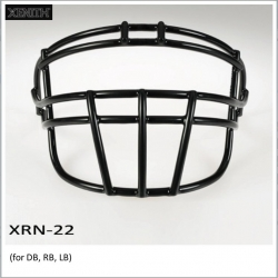 XENITH XRS22S kasvosuojus: DB, RB, LB.