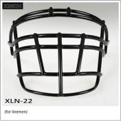 XENITH XRS22S kasvosuojus: FOR LINEMEN.